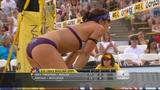 Misty May-Treanor and Kerri Walsh - AVP Crocs Boulder Open