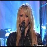 Hilary Duff 2 Performances