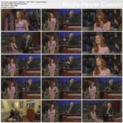 """ABBY ELLIOT - """"Letterman"""" - (February 17, 2010) - *interview*"""
