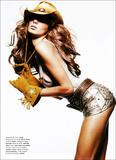 Daria Werbowy Supermodel